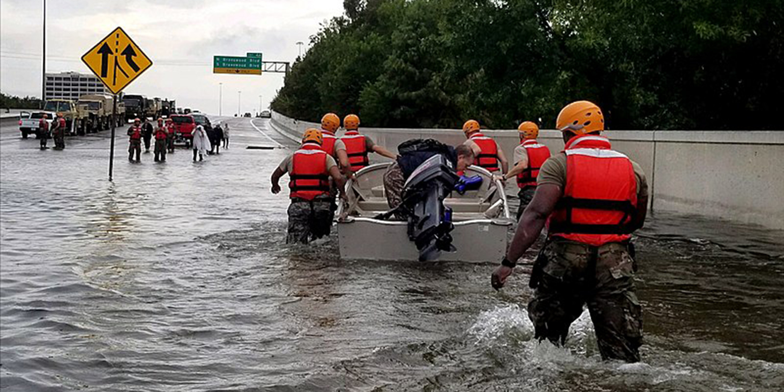 Barnabas Foundation Members Provide Critical Relief Following Hurricanes