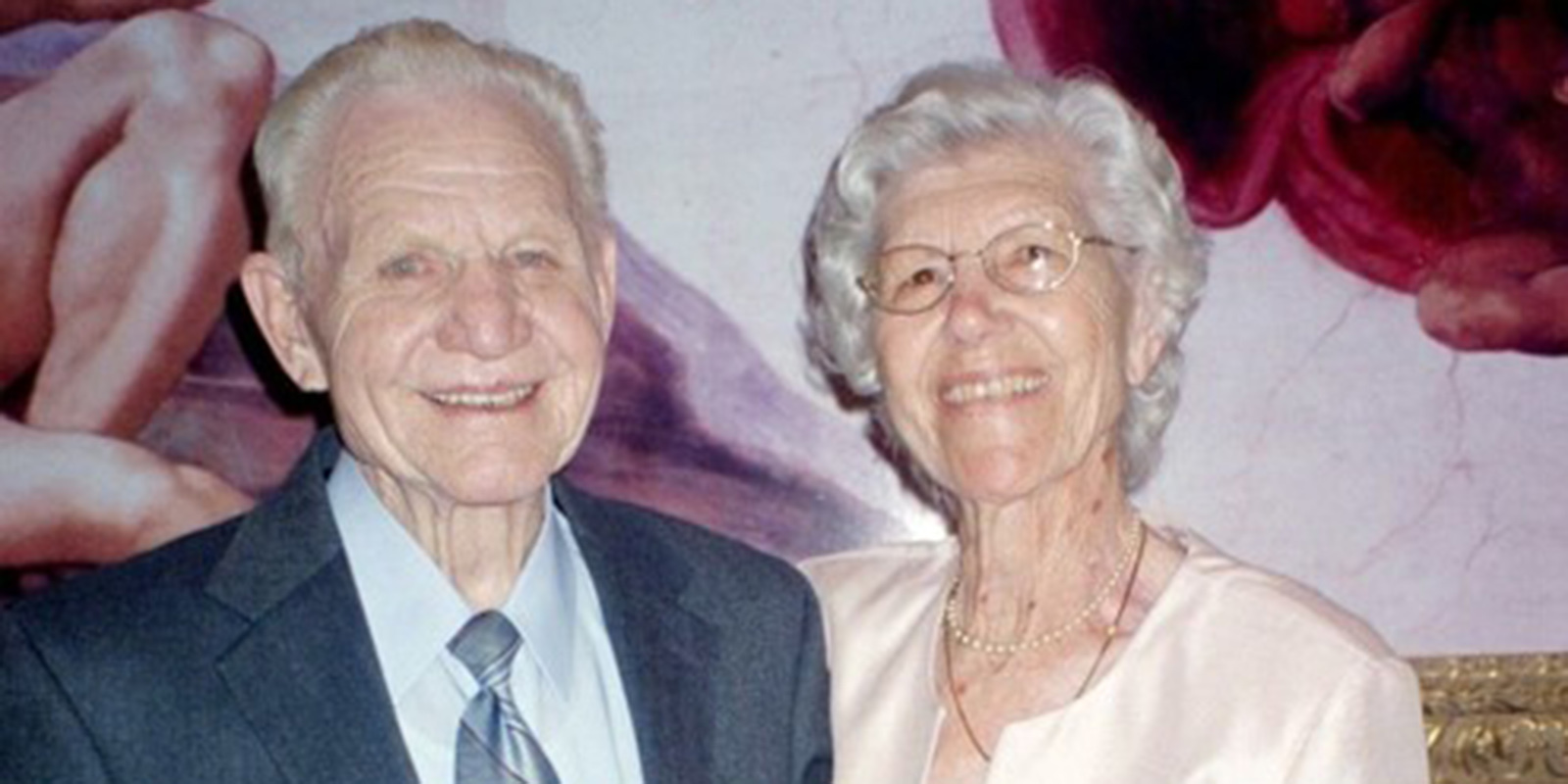 Cal And Evelyn Bensema